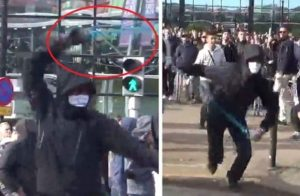 švedska, antifašisti, imigranti, teroristi, islamisti