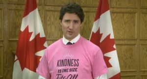 kanada, Trudeau, rodna ideologija, roditelj, majka, otac
