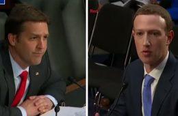 zuckherberg, facebook, ben sasse, kongres, govor mržnje