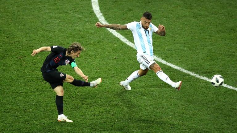 luka modrić, gol, argentina, svjetsko prvenstvo